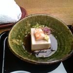119913976 - 蕎麦豆腐
