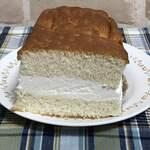 119916131 - クリームたっぷり牛乳パン!!