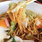 国境食堂 - 麺リフト