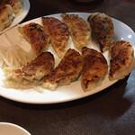 餃子の若竹 - 料理写真: