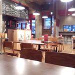 彦根バルやぶや食堂 - 店内の一部