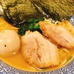 横浜家系ラーメン 武骨家  - 料理写真: