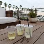 Ron Herman Cafe - 自家製レモネード&ワイン