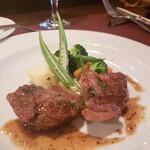 プチ ヴェルドー - 豚肩ロース肉のリヨン