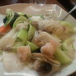 祥龍餃子房 - 八宝菜