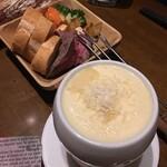 乾酪茶屋 チーズカフェアンド - 料理写真: