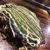 お好み焼 大阪や - 料理写真:ふわっふわのお好み焼き♪鉄板でじっくりと焼き、こだわりのソースでお召し上がりください!