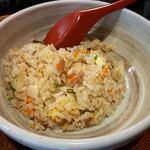 麺処 らー麺亭 - ミニ焼き飯