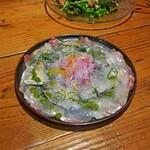 SAKABARU24 SKY - 鮮魚のカルパッチョ