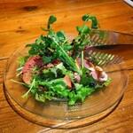 SAKABARU24 SKY - 鴨の季節サラダ