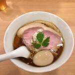 麺匠 一粒万倍 - 特製醤油ラーメン 1,000円