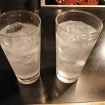 やきや - レモンサワー(310円)