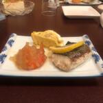 いはや寿司 - 料理写真:突き出し