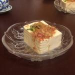 いはや寿司 - 料理写真:冷奴