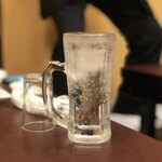 いはや寿司 - ドリンク写真:焼酎 ソーダ割り