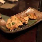 芋蔵 - 黒豚炙り
