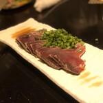 芋蔵 - 鰹のたたき