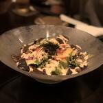 芋蔵 - サラダ