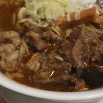 龍月館 - 牛肉