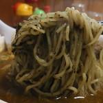 龍月館 - 麺