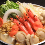 十焼十鍋 - えび味噌鍋