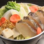 十焼十鍋 - しょっつる鍋