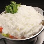 十焼十鍋 - 発酵豆乳メレンゲ鍋