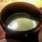 茶香房 長竹 - お薄茶
