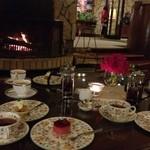白馬樅の木ホテル - 料理写真:ケーキセット