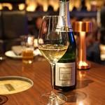 ブルーノート東京 - Champagne Grongnet Brut Blanc de Noirs