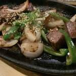 米希 - 牛サイコロステーキ