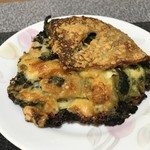 山のパン屋 ダディーズ・ベーカリー - ほうれん草とチーズがたっぷりでボリュームも満点!(2019.11.18)