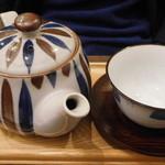 たいやきかふぇ浪花家 - ほうじ茶