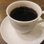 たいやきかふぇ浪花家 - 水出しコーヒー(ホット)
