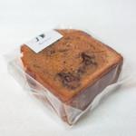 菓子屋 シノノメ - 珈琲とチョコ パウンドケーキ