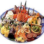 浪漫亭 - 組込皿鉢