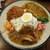 フィッシュ - 料理写真:3種コンボ(白身魚のカレー&キーマ&MIX豆)¥1,485
