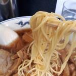 中華 八景堂 - 麺 リフト