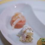 レストラン カーウントカー - 前菜(さきづけ)