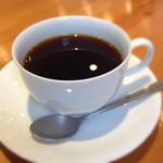 クリーム ドール - ホットコーヒー