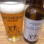 ヴィレッジヴァンガードダイナー - ライディーンビール(IPA)