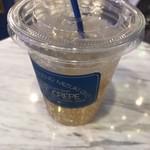 カフェ クレープ - ジンジャエール