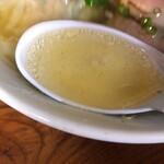伊達屋 - スープ
