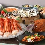 中国料理 李芳 - 蟹牡蠣ディナーブッフェ