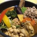 119964526 - 侍まつり(13種野菜とトッピング3種)