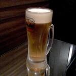 119965458 - 生ビールはスーパードライエクストラゴールド