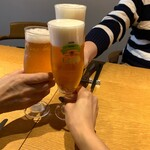 Cheval de Hyotan - 乾杯!!