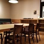 エクセルシオールカフェ - 店内の雰囲気