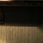 銀座 竹の庵 - 店内の入口の風景です