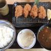 かつ勢本店 - 料理写真:大粒カキフライ膳